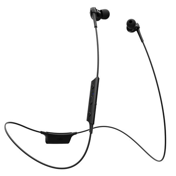 Bluetooth イヤホン ワイヤレス イヤホン radius NeEXTRA HP-NX30BTK ブラック 【送料無料】【1年保証】