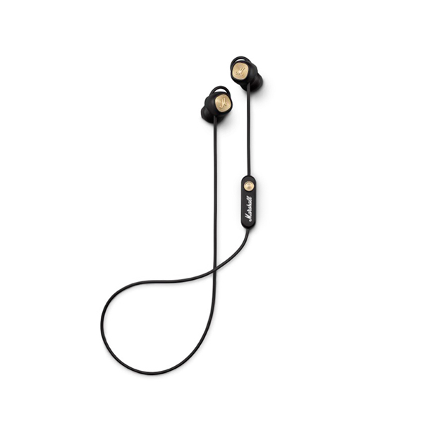 ワイヤレス イヤホン Marshall マーシャル MINORII Bluetooth Black ブラック 【1年保証】【送料無料】