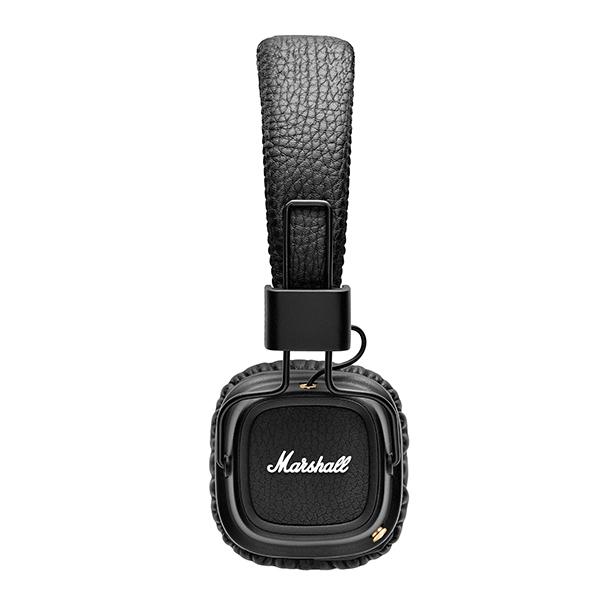Marshall マーシャル Marshall Major II Bluetooth ブルートゥース Black(ブラック)【ZMH-04091378】Bluetooth ブルートゥースワイヤレスヘッドホン ヘッドフォン【送料無料】