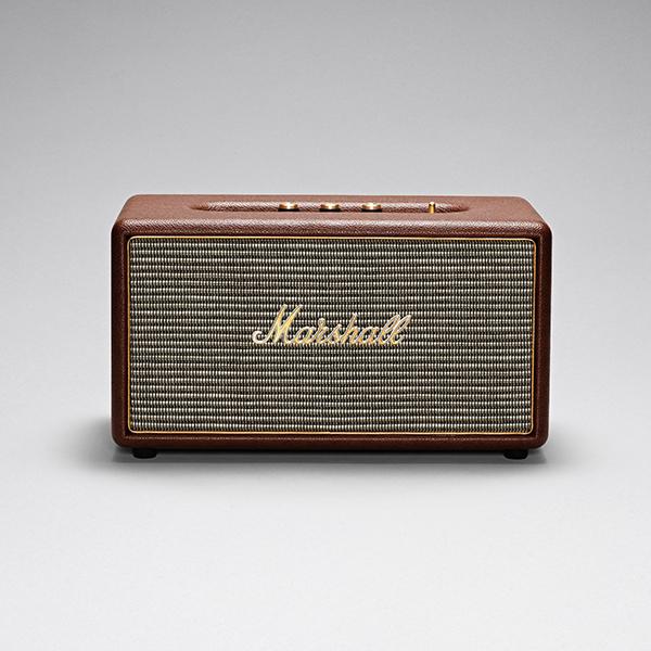 Bluetooth ワイヤレススピーカー Marshall マーシャル STANMORE Bluetooth Brown ブラウン 【送料無料】 【1年保証】