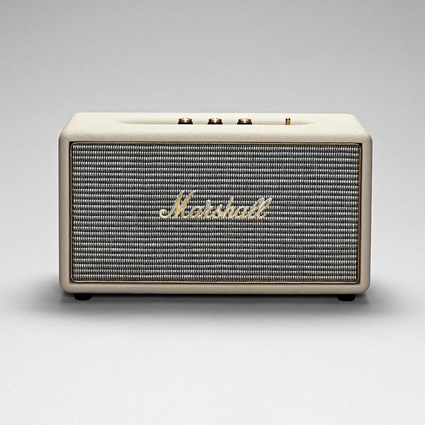 Bluetooth ワイヤレススピーカー Marshall マーシャル STANMORE Bluetooth Cream クリーム 【送料無料】 【1年保証】