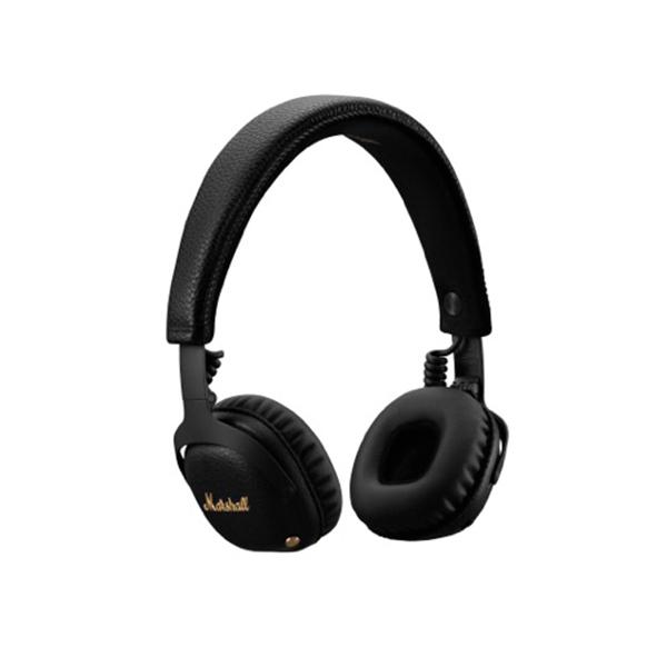 Marshall マーシャル MID ANC Bluetooth Black ノイズキャンセリング ブルートゥース ワイヤレス ヘッドホン【送料無料】【1年保証】