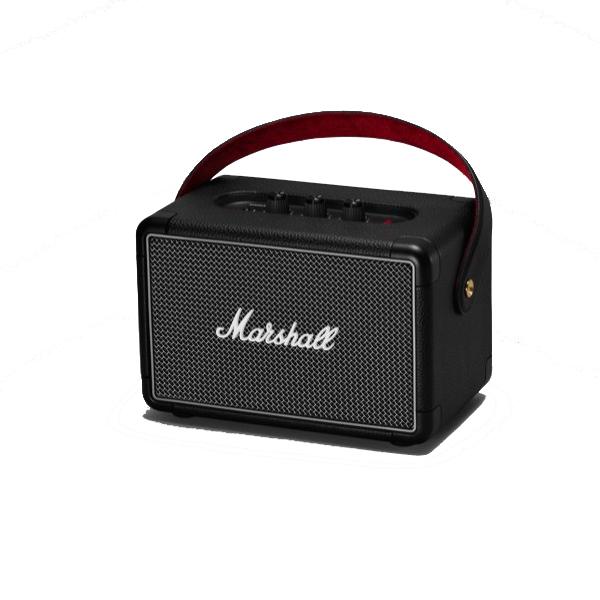 【お取り寄せ】 Bluetooth ワイヤレス スピーカー Marshall マーシャル KILBURN BK ブラック 【送料無料】