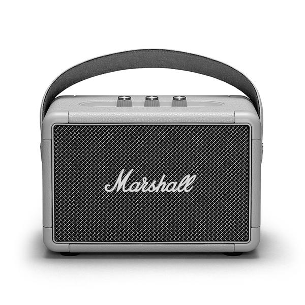 【お取り寄せ】 Bluetooth ワイヤレス スピーカー Marshall マーシャル KILBURN II GREY (限定カラー) グレー【送料無料】【1年保証】