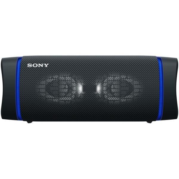 ライブ会場にいるような臨場感 ワイヤレススピーカー 在庫一掃売り切りセール SONY 安売り ソニー SRS-XB33 BC ブラック Bluetooth ワイヤレス スピーカー 防水 防塵 送料無料 ブルートゥース IP67