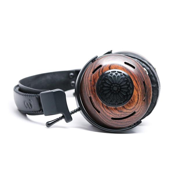 【お取り寄せ】 ZMF headphones ZMF Auteur LTD Cocobolo Black 【送料無料(代引き不可)】 【1年保証】