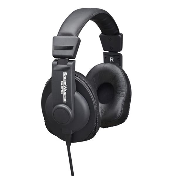 【送料無料】 SOUND WARRIOR サウンドウォーリア SW-HP10s 高音質 ヘッドホン モニターヘッドホン 密閉型ヘッドホン ヘッドフォン 【1年保証】