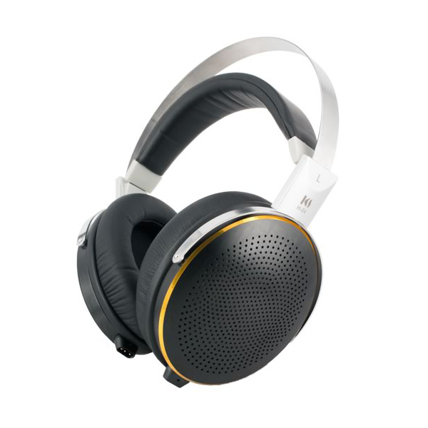 KINGSOUND(キングサウンド) KS-H4 ブラック【コンデンサー型ヘッドホン】ヘッドホン ヘッドフォン【送料無料(代引き不可)】