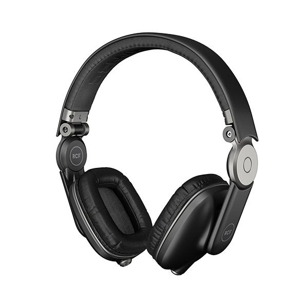 RCF ICONICA - PEPPER BLACK【送料無料】密閉型ヘッドホン ヘッドフォン 【1年保証】