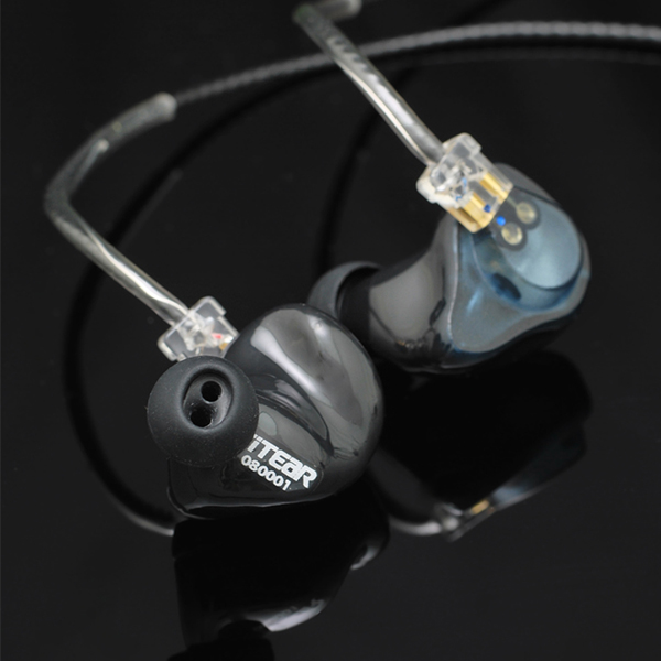 須山補聴器 FitEar EST Universal (ユニバーサルモデル) 【送料無料】 高音質 有線 カナル型 イヤホン イヤフォン 【1年保証】