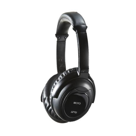 【お取り寄せ】 AZDEN(アツデン) MOTO DW-05【送料無料】音声転送に適した2.4GHzデジタル方式ワイヤレスヘッドホン 【1年保証】