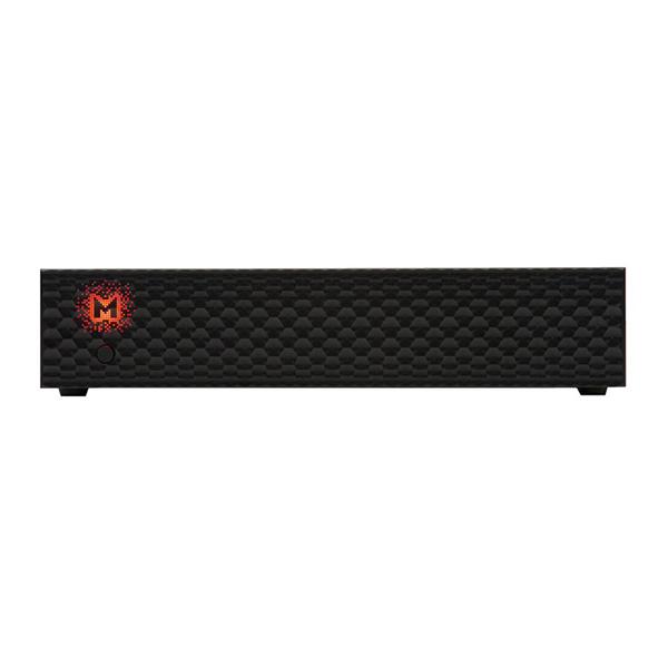 デュアルモノラル・コンストラクション搭載 【お取り寄せ】Mytek Digital マイテック Brooklyn AMP Black 【MTK-AM-BKNA-B】アンプ 据え置き