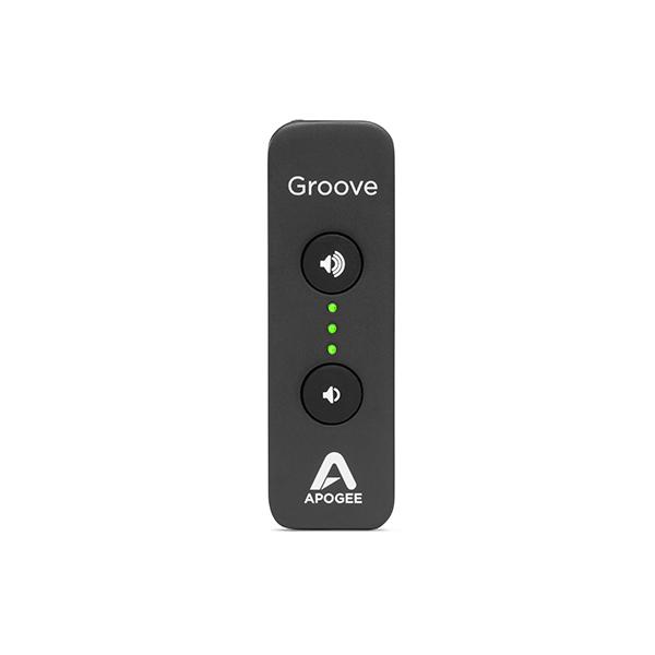 【1年保証】 Groove【PC対応ポータブルUSB DAC】【送料無料】 Apogee(アポジー)