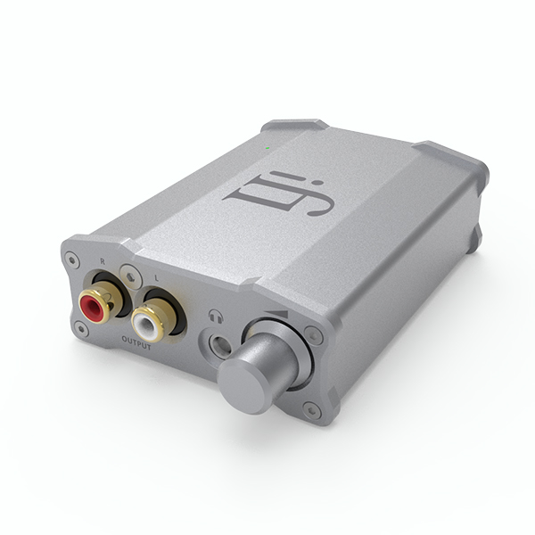 iFI-Audio アイファイオーディオ nano iDSD LE【DSDトゥルーネイティブ型DAC搭載ヘッドホンアンプ/ヘッドフォンアンプ】【送料無料】 【1年保証】