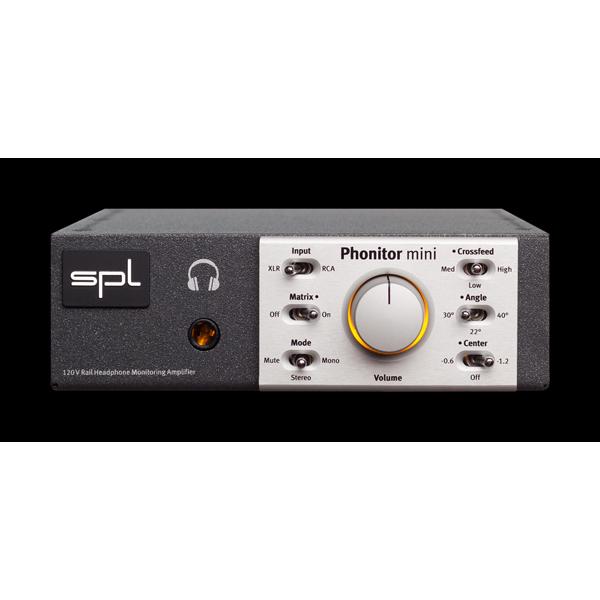 【お取り寄せ】 SPL model 1320 Phonitor mini【送料無料】ヘッドホンモニタリングアンプ