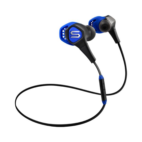 Bluetooth ブルートゥース ワイヤレス イヤホン Soul ソウル Run Free Pro - Electric Blue エレクトリックブルー 【送料無料】 【1年保証】