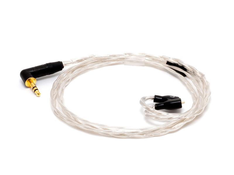 ZEPHONE(ゼフォン) EU-22(PlatinaHawk) for ULTIMATE EARS【送料無料】ULTIMATE EARS専用リケーブルtriple.fi 10 pro/5pro/SF3/TF15vm M-AUDIO IE40/IE30/IE10