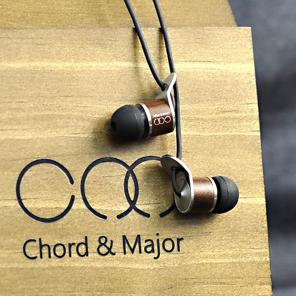 CHORD&MAJOR Jazz-Major7'13【送料無料】カナル型イヤホン イヤフォン 【1年保証】