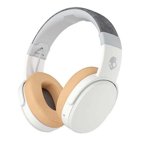 Bluetooth ブルートゥース ワイヤレス ヘッドホン Skullcandy スカルキャンディー Crusher Wireless GrayTAN 【S6CRW-K590】 【送料無料】 スカルキャンディー ヘッドホン【あす楽対応】 【店頭受取対応商品】 【1年保証】