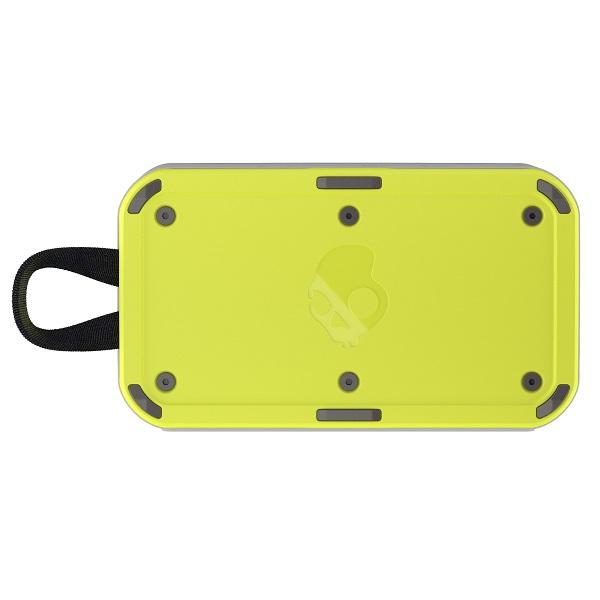 防水 ブルートゥース ワイヤレス スピーカー Skullcandy スカルキャンディー BARRICADE XL グレイホットライム 【S7PDW-J583-I】 【送料無料】 【1年保証】