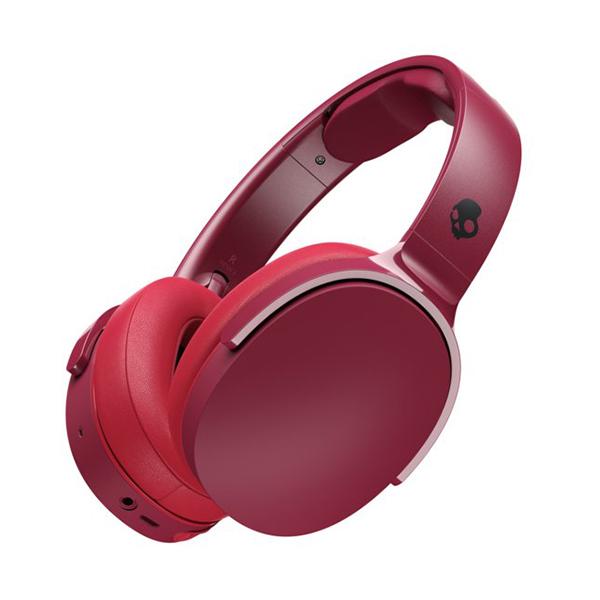 Bluetooth ブルートゥース ワイヤレス ヘッドホン Skullcandy スカルキャンディー HESH 3 MOAB/RED/BLACK 【S6HTW-M685】 ギフト プレゼント 【送料無料】【2年保証】