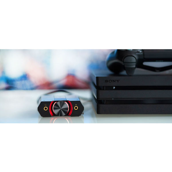 CREATIVE creative Sound BlasterX G6 portable headphones amplifier