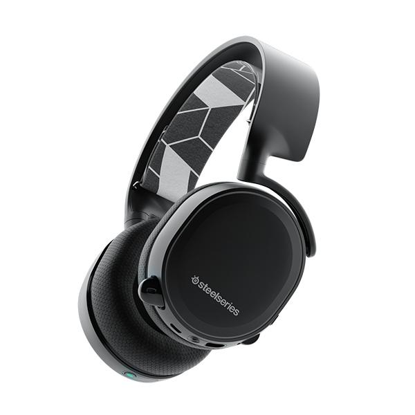 ゲーミングヘッドセット SteelSeries スティールシリーズ Arctis 3 Bluetooth 【送料無料】 PC/PS4/Xbox One/Switch/iPhone/スマートフォン対応 無線ゲーミングヘッドセット 【1年保証】