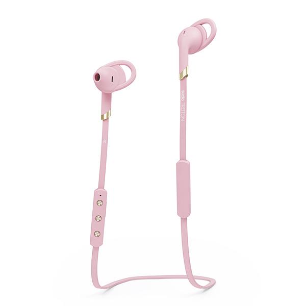 SUDIO スーディオ TRETTON ピンク【SD-0064】 Bluetooth ワイヤレス イヤホン 高音質 ブルートゥース イヤフォン 【1年保証】【送料無料】