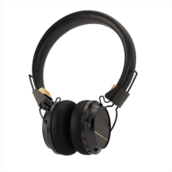 SUDIO スーディオ REGENT Black ブラック【SD-0020】【送料無料】 おしゃれ Bluetooth ブルートゥース ワイヤレスヘッドホン 【1年保証】