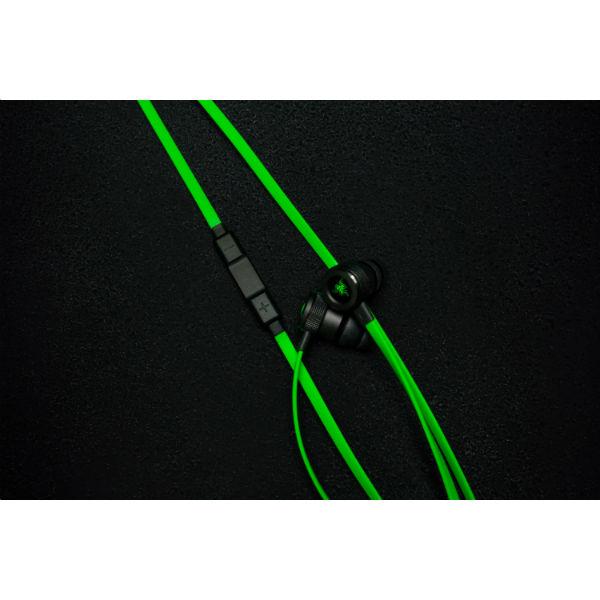 Lightningイヤホン Razer レイザー Hammerhead for iOS【RZ04-02090100-R3A1】【送料無料】 iPhone7 iPhone8 iPhoneX ゲーミングイヤホン ライトニング 高音質 カナル型 イヤフォン 【1年保証】