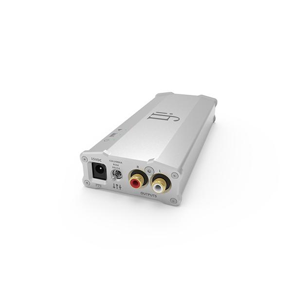 iFI-Audio アイファイオーディオ iFi Micro iPhono2【送料無料】カーブ可変型フォノイコライザー