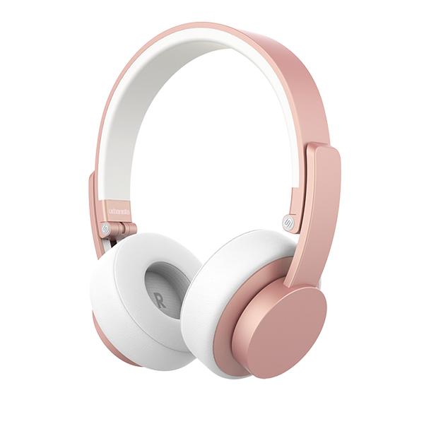 Urbanista アーバニスタ Seattle Bluetooth ブルートゥース Rose Gold -Pink【送料無料】おしゃれなBluetooth ブルートゥースワイヤレスヘッドホン ヘッドフォン 【1年保証】