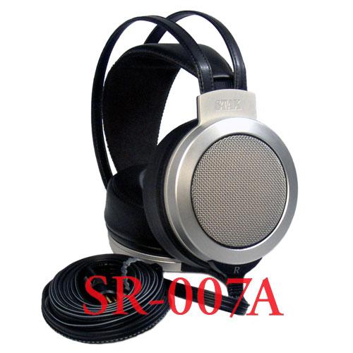 【お取り寄せ】 STAX スタックス SR-007A【コンデンサ型ヘッドホン】【送料無料(き)】