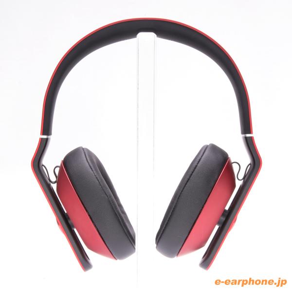 1MORE ワンモア Over-Ear Headphones MK801 Red【MK801-RD】 密閉型ヘッドホン iPhone対応リモコン付きヘッドホン ヘッドフォン【送料無料】 【1年保証】