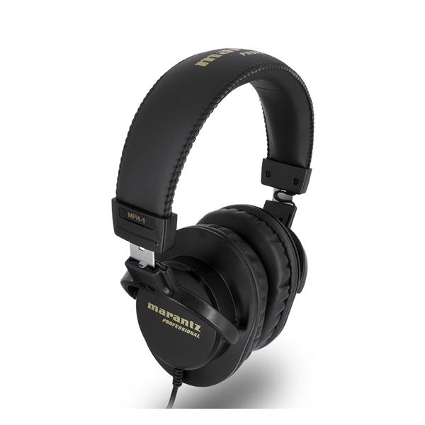 小型 軽量で耳に完全にフィットする密閉型ヘッドホン Marantz マランツ MPH-1 1年保証 予約販売品 密閉型ヘッドホン 送料無料 ヘッドフォン 激安 激安特価 送料無料 MP-HPH-001