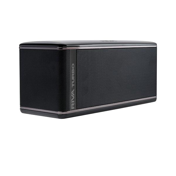 RIVA(リーヴァ) RIVA TURBO X - Black(ブラック)【送料無料】 Bluetooth ワイヤレス スピーカー 【2年保証】