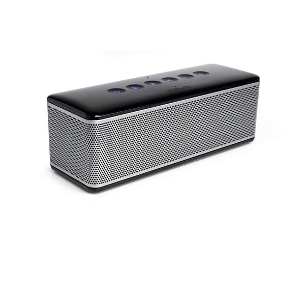 Bluetooth ワイヤレススピーカー RIVA PREMIUM WIRELESS Bluetooth SPEAKER RIVA S - Black ブラック 【送料無料】