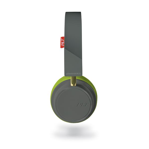 Bluetooth ブルートゥース ヘッドホン Plantronics プラントロニクス BackBeat 505 グレー