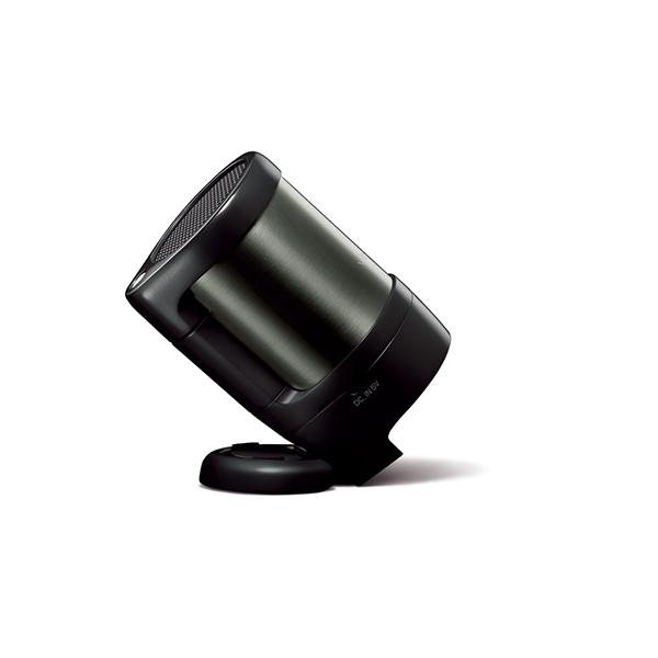 VECLOS ヴェクロス SSA-40M BK (ブラック/モノラル) 真空ワイヤレスポータブルスピーカー 【送料無料】 【1年保証】
