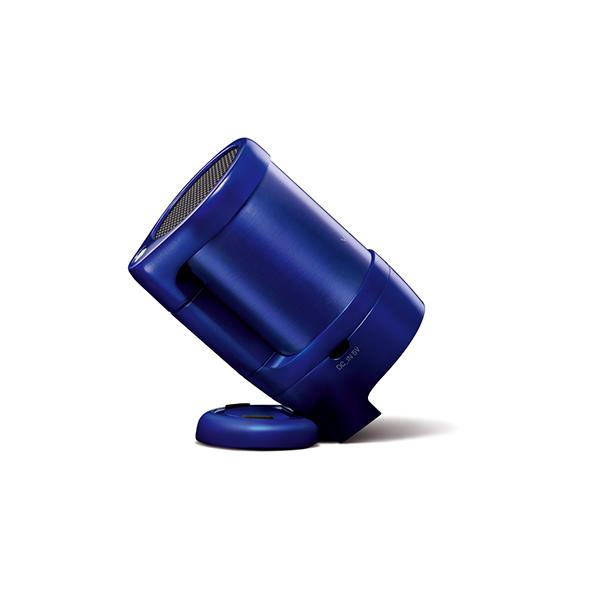 VECLOS ヴェクロス SSA-40M BL (ブルー/モノラル) 真空ワイヤレスポータブルスピーカー 【送料無料】 【1年保証】