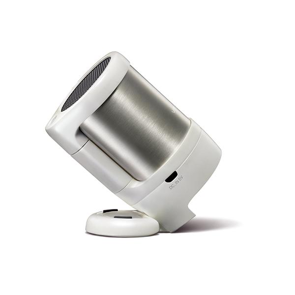 VECLOS ヴェクロス SSA-40M WH (ホワイト/モノラル) 真空ワイヤレスポータブルスピーカー 【送料無料】 【1年保証】