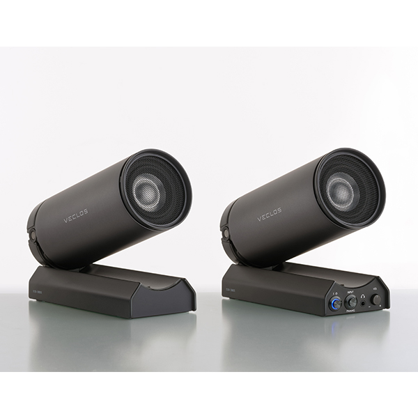 【お取り寄せ】 VECLOS ヴェクロス SSB-380S CGY デジタル オーディオ システム 【送料無料】 【1年保証】