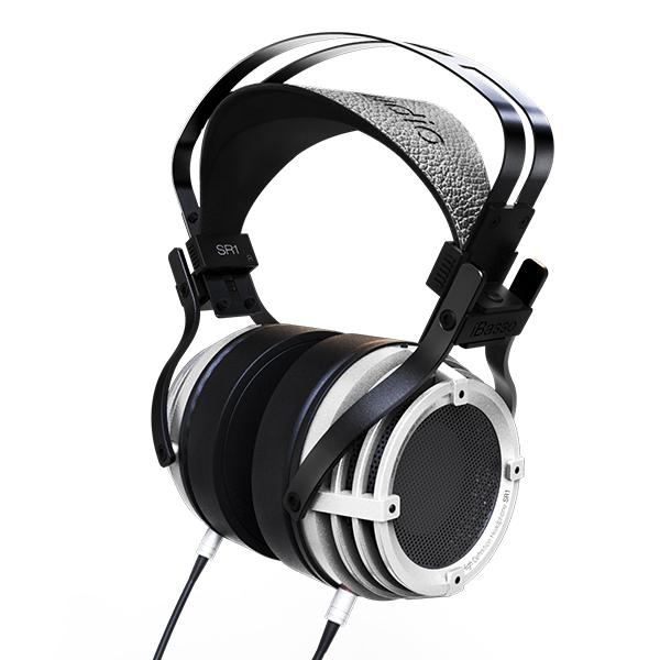 【新製品】 iBasso Audio アイバッソオーディオ SR1 高音質 ヘッドホン ヘッドフォン 【送料無料】 【1年保証】