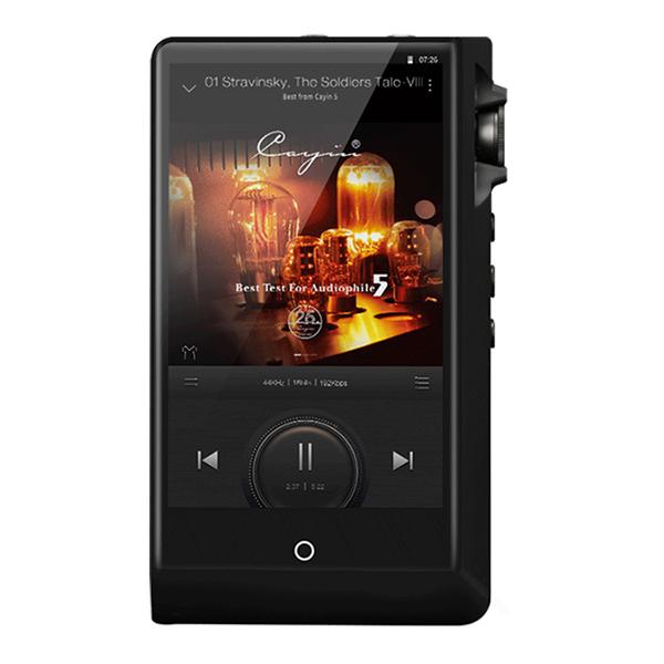 Cayin カイン N6ii DAP/A01 【送料無料】ハイレゾ対応 高音質 ポータブルオーディオプレイヤー プレーヤー 【1年保証】