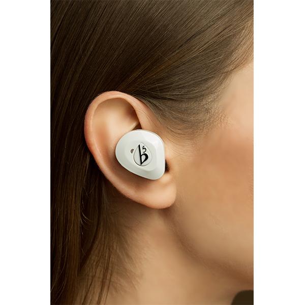 fFLAT5 フラットファイブ Aria One 左右独立型ワイヤレスステレオイヤホン イヤフォン Bluetooth ブルートゥース イヤホン【送料無料】【1年保証】