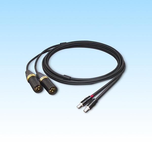 【お取り寄せ】 SAEC サエク SHC-B320FH80 (1.5m) バランスプラグ SENNHEISER HD800ヘッドホン用交換ケーブル【送料無料】