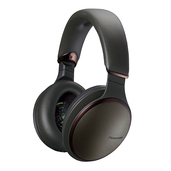 Bluetooth ワイヤレス ヘッドホン Panasonic パナソニック RP-HD600N-G オリーブグリーン 【送料無料】 【1年保証】