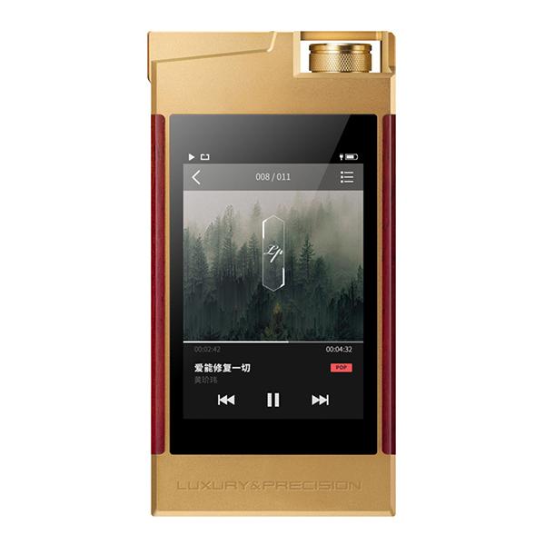 【お取り寄せ】 Luxury&precision ラグジュアリーアンドプレシジョン LP6 高音質デジタルオーディオプレイヤー 【送料無料】【1年保証】