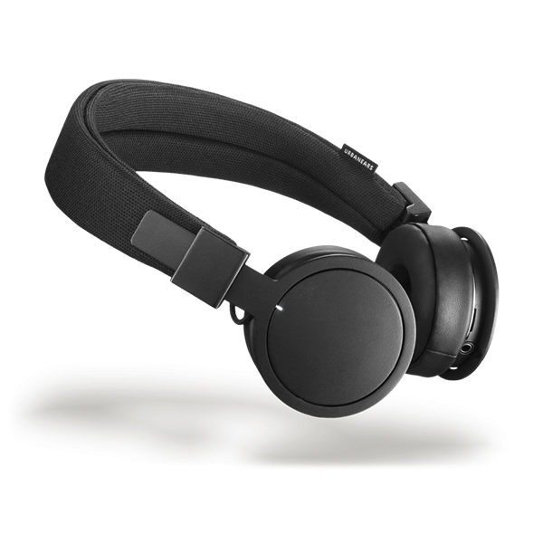 おしゃれ Bluetooth ワイヤレスヘッドホン URBANEARS アーバンイヤーズ PLATTAN ADV Wireless Black 【送料無料】 【1年保証】