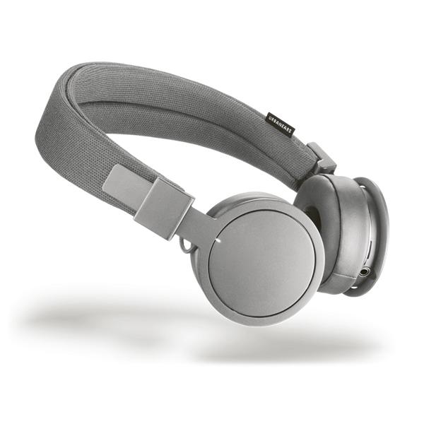 おしゃれ Bluetooth ワイヤレスヘッドホン URBANEARS アーバンイヤーズ PLATTAN ADV Wireless Dark Grey 【送料無料】 【1年保証】